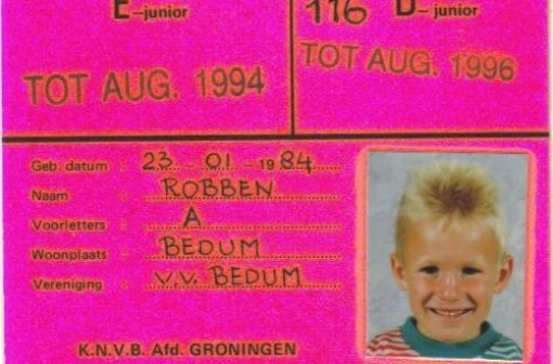 Robben criança